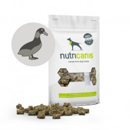 Dog Snack Duck Jerky Nuggets (125g)
